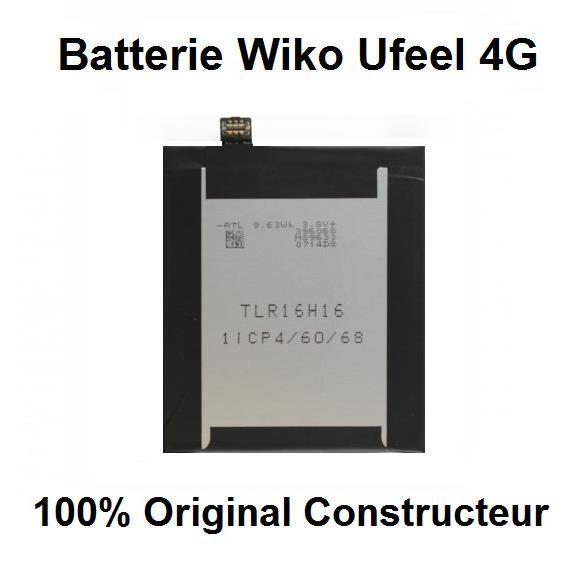 100% Original Batterie Wiko Ufeel 4G