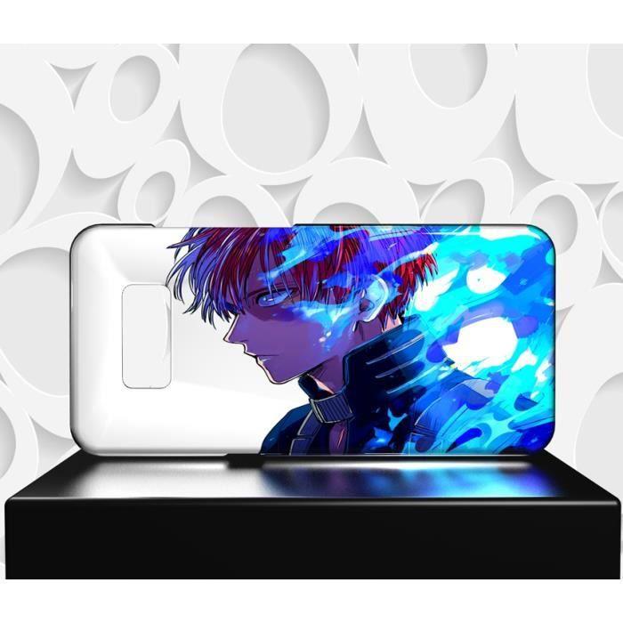 Coque Design Samsung Galaxy S8 MANGA MY HERO ACADEMIA - BOKU NO ...
