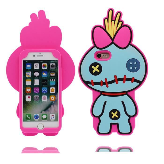 iphone 6 coque 3d