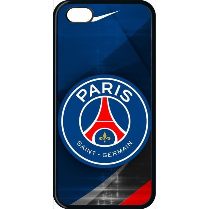 coque apple iphone 5c psg paris saint germain meta