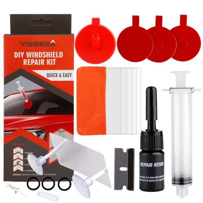 Efface Rayure Kit De Reparation De Pare Brise Bricolage Voiture Achat Vente Efface Rayure Efface Rayure Kit De Repa Cdiscount
