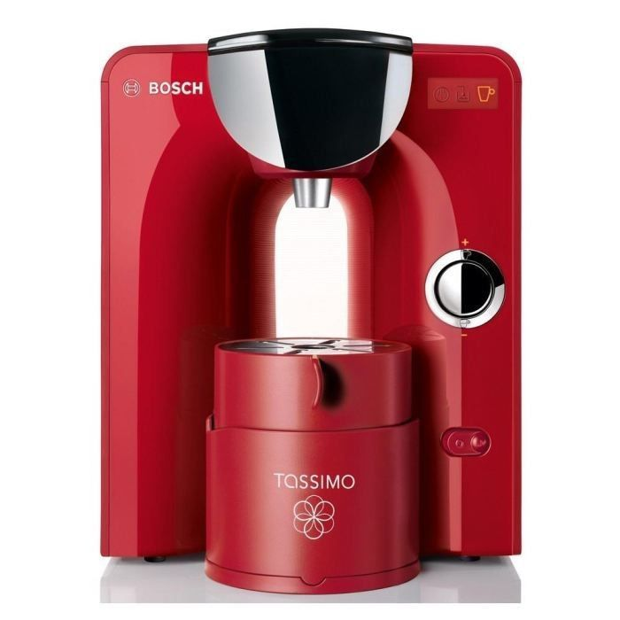 Bosch Coffee Maker Hot Water : NEW Bosch Tassimo Red Charmy T55 Brita Machine Espresso Coffee Maker TAS5546GB eBay