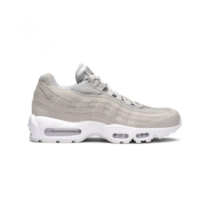 magasin d'usine 2b522 569d9 Basket NIKE AIR MAX 95 ESSENTIAL - Age - ADULTE, Couleur - BEIGE, Genre -  HOMME, Taille - 43