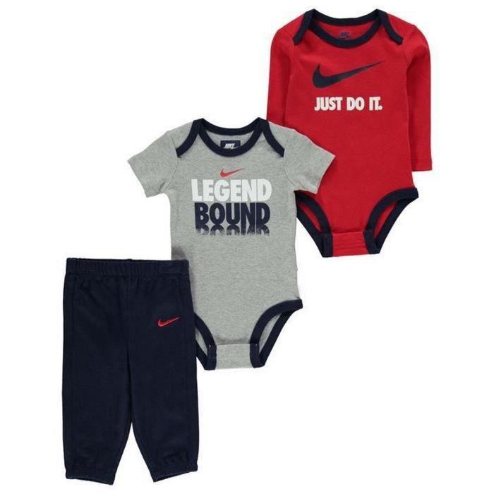 price reduced outlet online online store Ensemble Vêtements Naissance Nike Bébé Garcon Bodys et ...