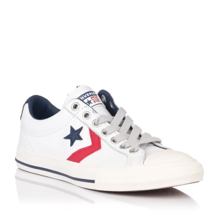 sneakers converse femme blanc
