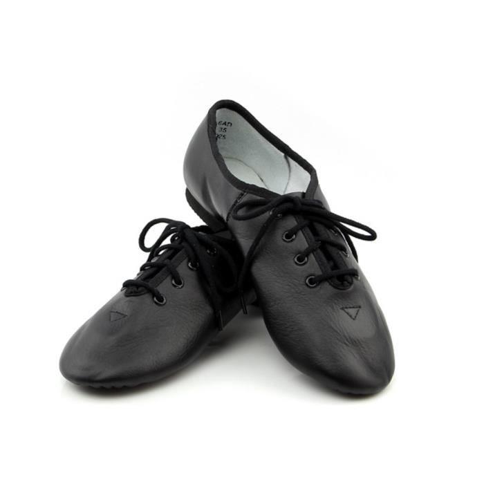 Chaussure de Sport en Lace de Danse pour Femme en Printemps /Ét/é Compens/ée Coussin Bulle Antichoc en Casual Tendance sans Lacets Respirant