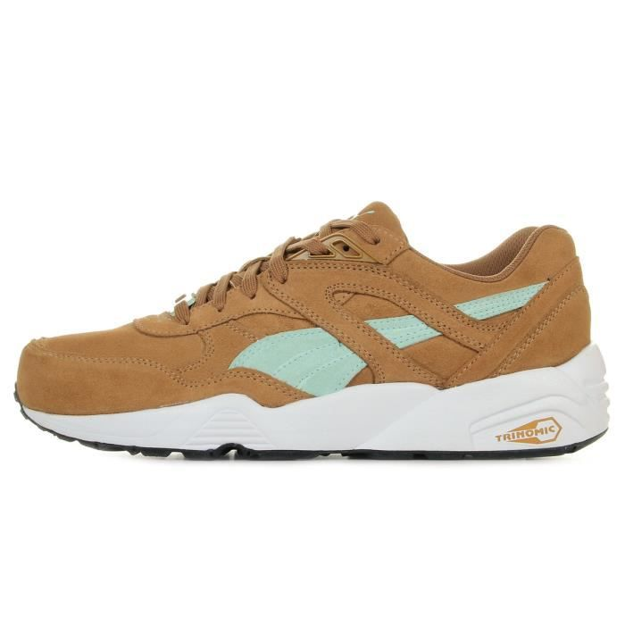 Baskets Puma R698 Allover Suede