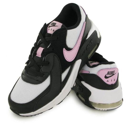 Baskets Nike Air Max Excee noir / rose enfant Noir - Cdiscount ...
