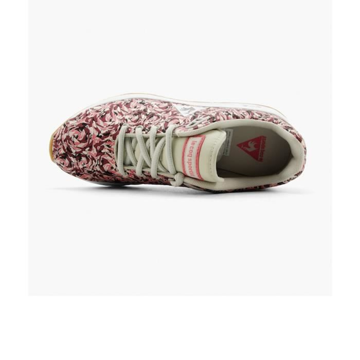 Chaussures LCS R950 W Flower Jaquard E16 - Le Coq Sportif