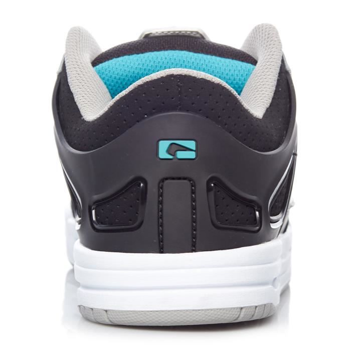 Globe Agent Gris Chaussure Teal Noir v7HxSwqwF