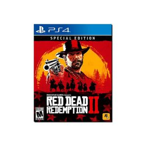 JEU PS4 Red Dead Redemption 2 Special Edition PlayStation