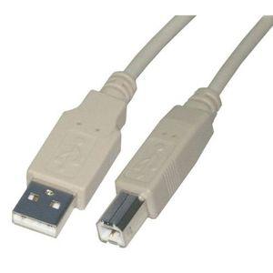 CÂBLE INFORMATIQUE CABLING® Cordon de raccordement USB 2.0 AB male…