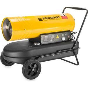 RADIATEUR ÉLECTRIQUE POWER TOOL   Canon à air chaud fioul diesel 40 kW