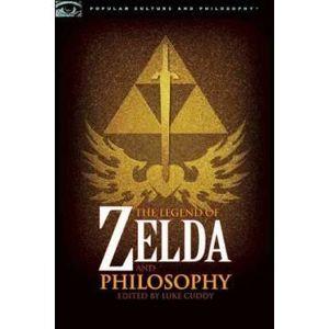 LIVRE PHILOSOPHIE  'Legend of Zelda' and Philosophy - Luke Cuddy