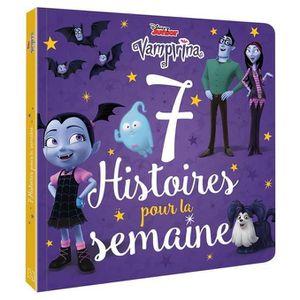 Livre 3-6 ANS Livre - 7 histoires pour la semaine ; Vampirina
