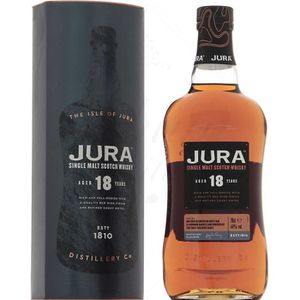 WHISKY BOURBON SCOTCH Jura 18 ans 44