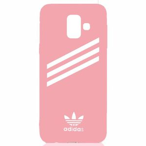 coque samsung a8 rose pale