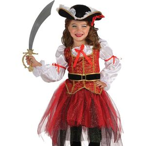 deguisement enfant pirate fille achat vente jeux et jouets pas chers. Black Bedroom Furniture Sets. Home Design Ideas