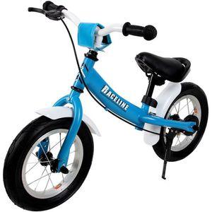 VÉLO ENFANT Vélo Street enfant bleu - Selle et guidon réglable