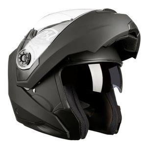 CASQUE MOTO SCOOTER WESTT Casque Moto Modulable Integral Torque Z Noir
