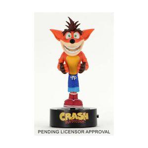 FIGURINE - PERSONNAGE Neca - Crash Bandicoot - Figurine Body Knocker Bob