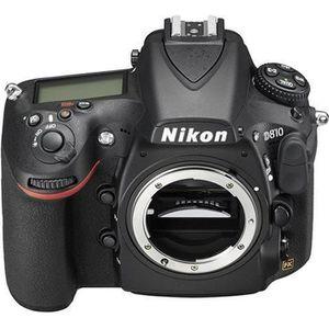 APPAREIL PHOTO RÉFLEX appareil photo-NIKON D810 Boitier