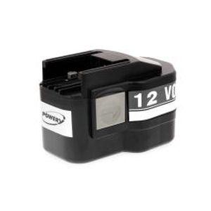 Batterie pour AEG scie sauteuse pendulaire PJX12PP/1 3000mAh NiMH