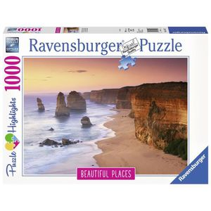 PUZZLE RAVENSBURGER 15154 Adultes Puzzle 1000 p - Great O