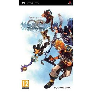 JEU PSP Kingdom Hearts: Birth By Sleep (Sony PSP) [UK IMPO