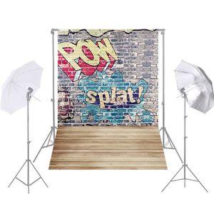 FOND DE STUDIO Andoer Rue Graffiti Photographie Fond Doodle Scrib