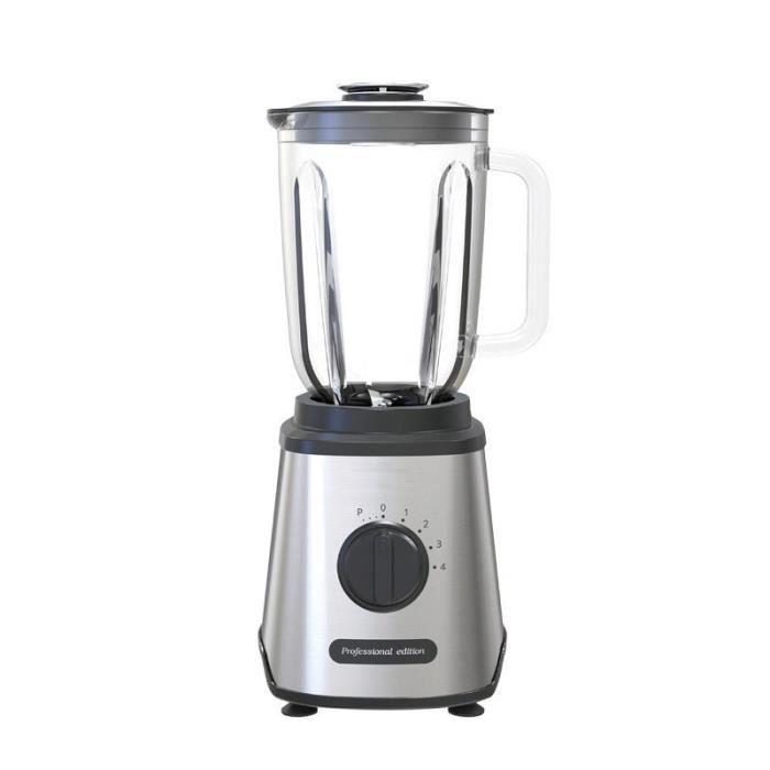 Blender,Mélangeur électrique professionnel puissant sur socle,appareil de cuisine domestique,robot culinaire,presse - Type WHITE