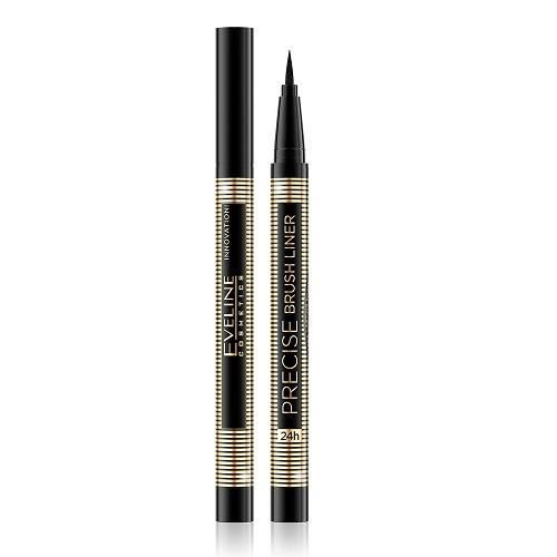 Precise Brush Liner eyeliner w pisaku Deep Black
