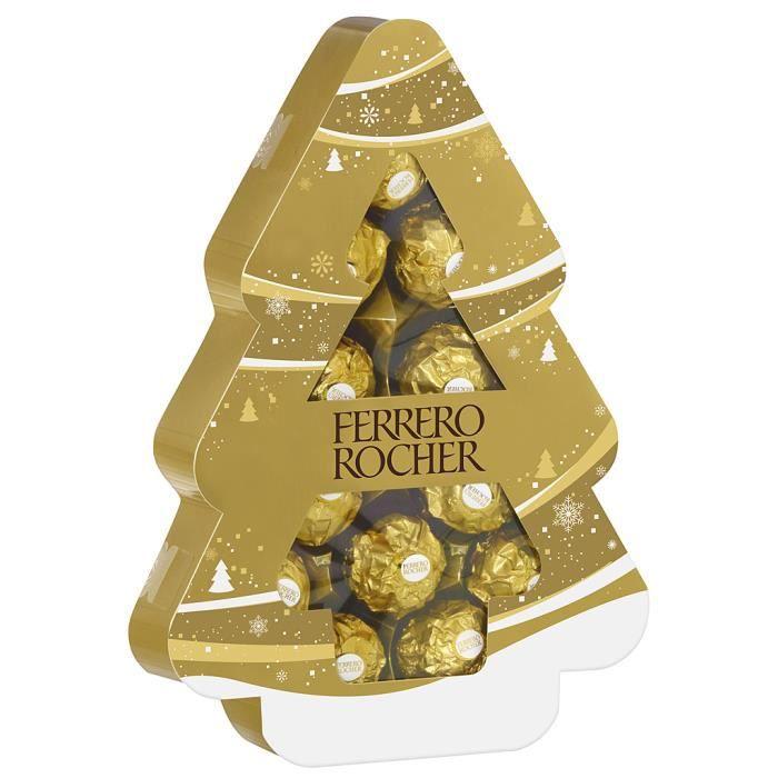 Ferrero Rocher Sapin de Noël Pralines 150g
