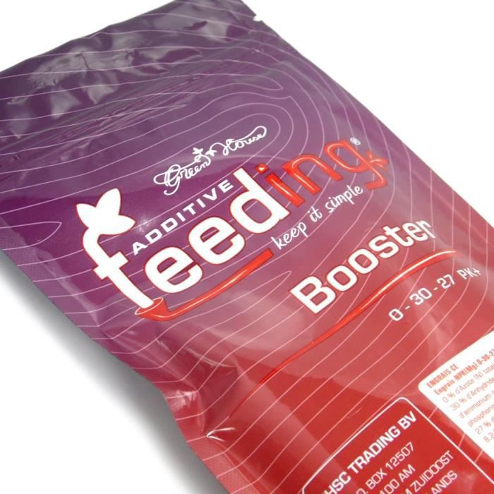 Powder Feeding Booster 125gr - Green House