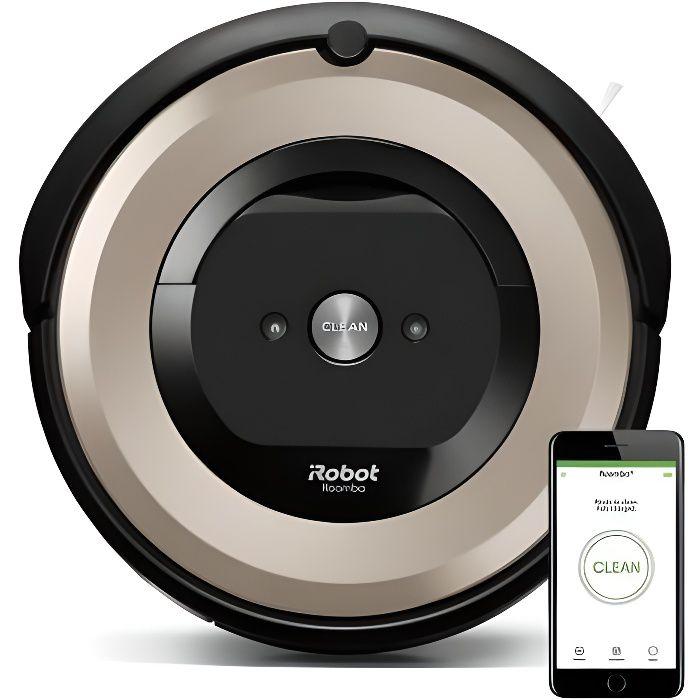 Aspirateur robot Roomba e6