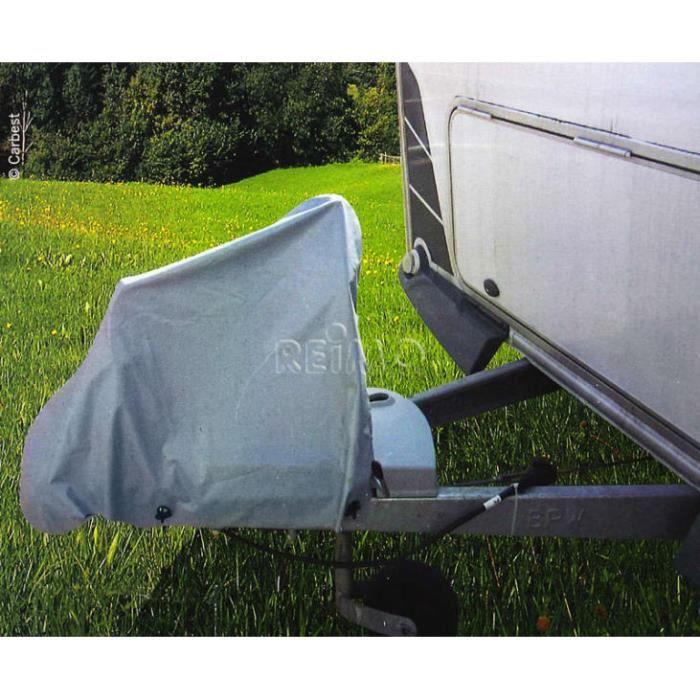 Housse de protection pour Cache flèche de caravane