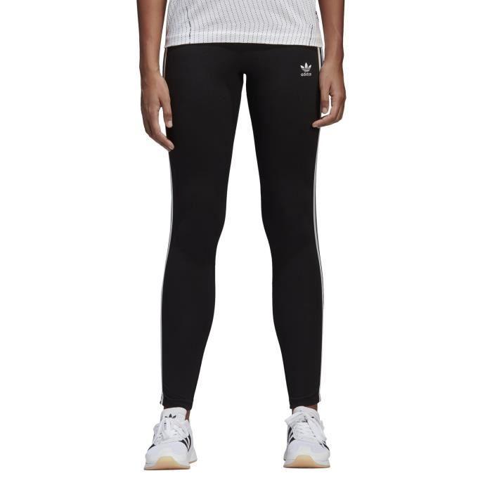adidas Femme Pantalons & Shorts 34 Legging 3 Stripes ce2441