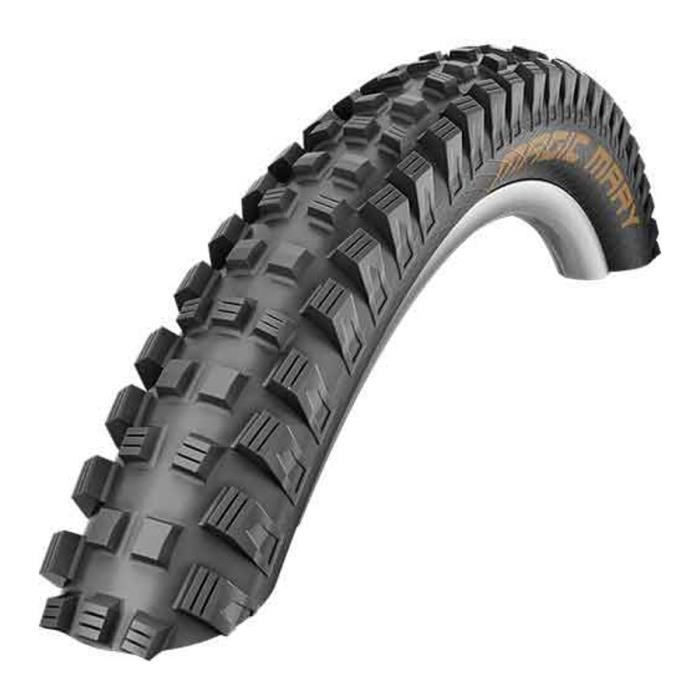 Pneu vélo - VTT - SCHWALBE - MAGIC MARY HS447 PERFORMANCE LINE - 26x2.35 (60-559) - Noir - TUBETYPE