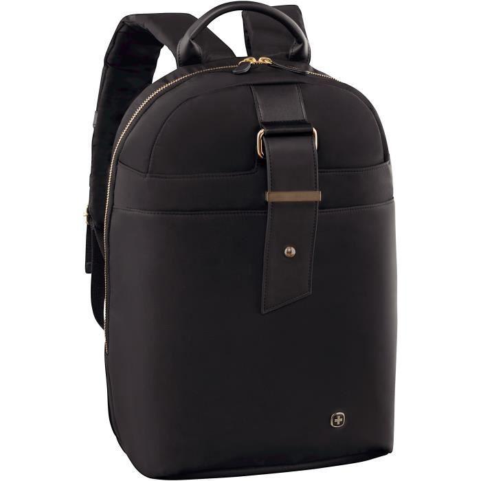 Wenger Alexa aux femmes sac à dos pour portable avec tablette de poche 16- - Noir