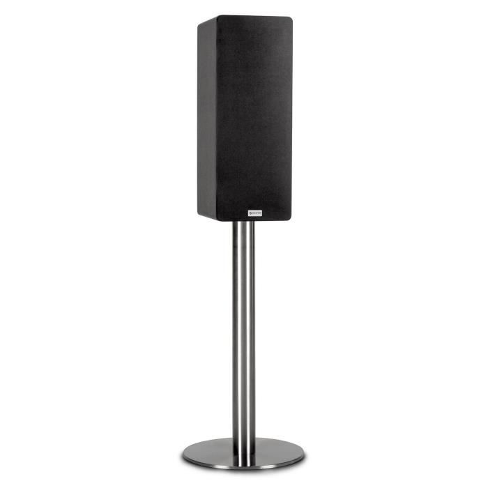 auna vertical b2 enceinte hifi design colonne sur pied de 100w avec bluetooth usb aux et. Black Bedroom Furniture Sets. Home Design Ideas