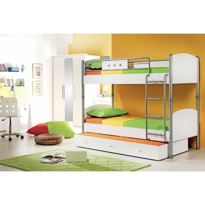 lits superpos s active achat vente lits superpos s soldes d hiver d s le 6 janvier. Black Bedroom Furniture Sets. Home Design Ideas
