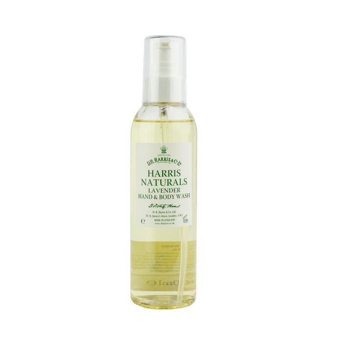 SAVON - SYNDETS DR Harris Naturals Lavender Hand & Body Wash 200ml