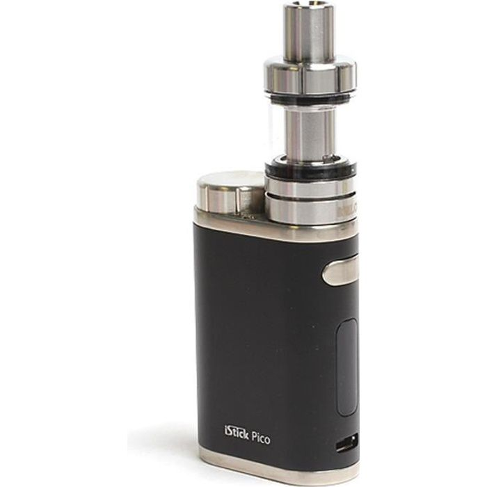 Eleaf iStick Pico 75W Kit 4ml Melo III atomizer + 18650 Accu Cigarette électronique