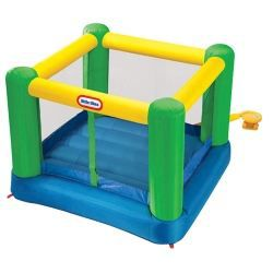 Little tikes ch teau gonflable bouncer achat vente - Maison de jardin little tikes colombes ...