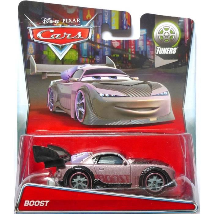 boost voiture disney cars achat vente univers miniature soldes cdiscount. Black Bedroom Furniture Sets. Home Design Ideas