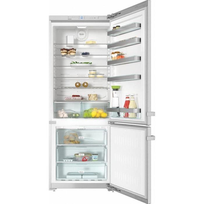 Réfrigérateur Congélateur Miele PNK 14943 SD ED//CS porte Amortisseurs Hydraulique Charnière