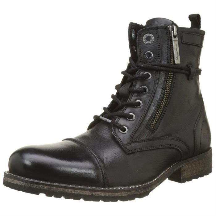 bottines / boots melting zipper new homme pepe jeans pms50156 z9TsMp
