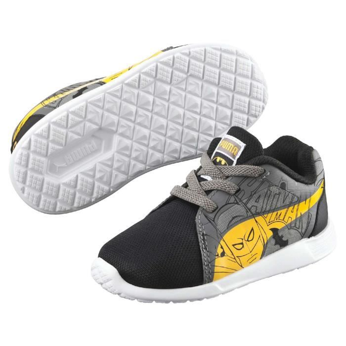 JR ST Trainer - Baskets - noir 2y5rZFM