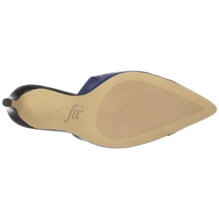 Jenkins Choked-up Pointu Mule Toe YDY35 Taille-38