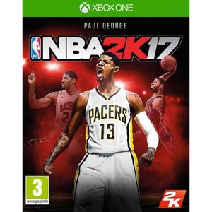JEU XBOX ONE NBA 2K17 Jeu Xbox One